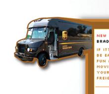 UPS sales tool
