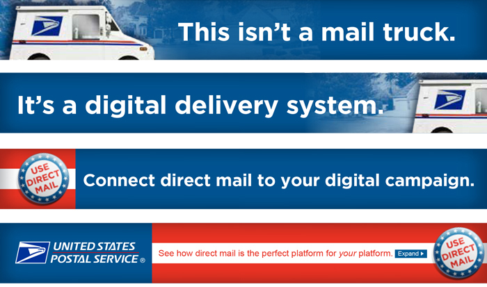 USPS – Political Mail Campaign – Utah Graphic Design and Advertising